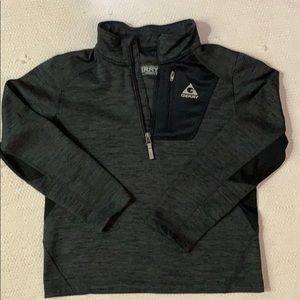 Boys Gerry 3/4 zip pullover